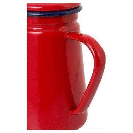 琺瑯咖啡壺 1.1L ENABE023RE NITORI宜得利家居 3