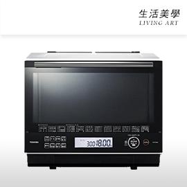 嘉頓國際 日本進口 TOSHIBA 東芝【ER-PD3000】水波爐 30L 微波爐 烤箱 麵包 過熱水蒸 液晶螢幕顯示 自動節電