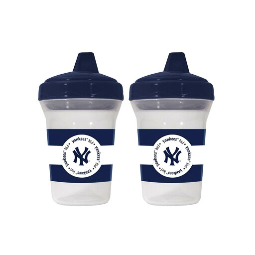 Baby Fanatic New York Yankees Mlb 5Oz Sippy Cup (2 Pack) 16c347e001f0e0613f4b719a07836855