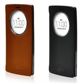 LG G4 H815 原廠視窗感應皮套+保護貼 CAS1-H815 好買網