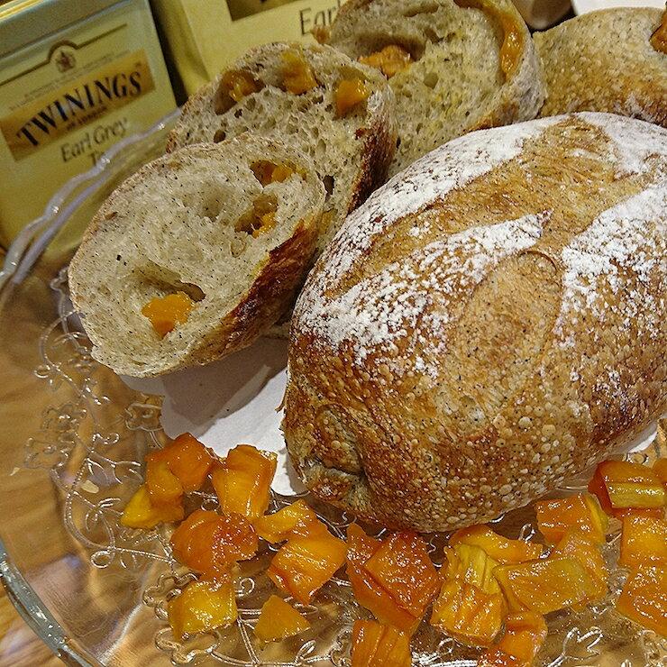 [52麵包坊] 伯爵紅茶酒漬芒果 天然果乾 歐式麵包 150克