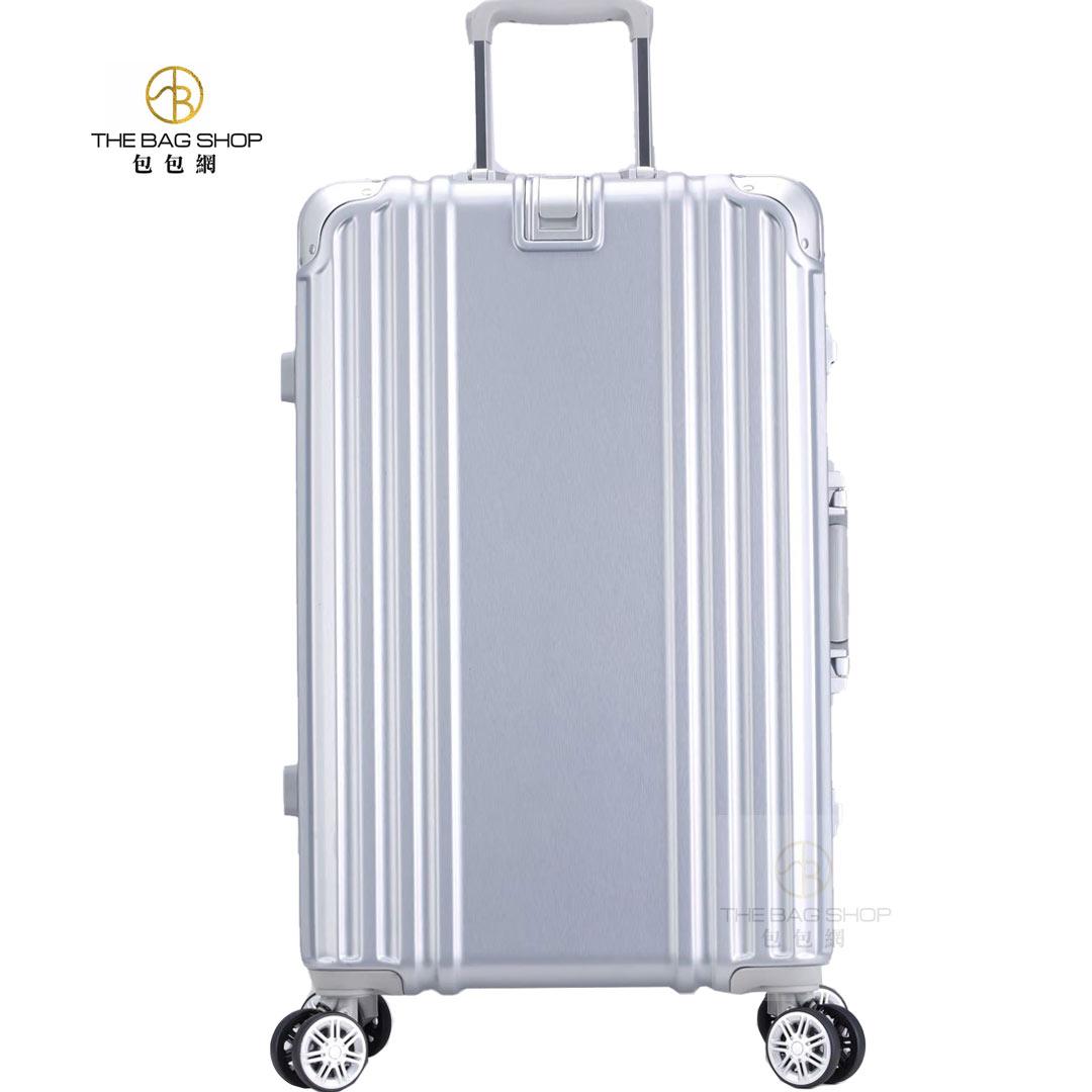 尊爵時尚鋁框行李箱-3尺寸 台南可自取