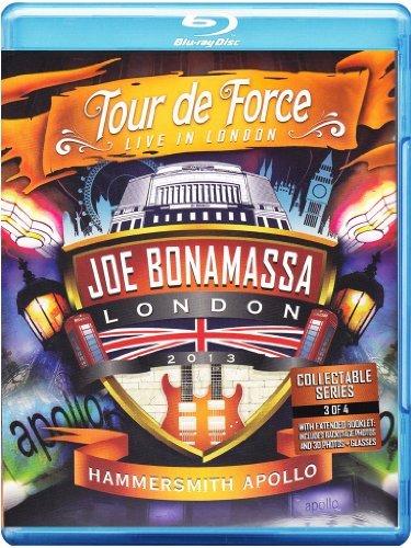 Joe Bonamassa - Tour De Force-Hammersmith Apollo [Blu-ray] 1940a2f72ea840a22dc3d2e2be130bd1