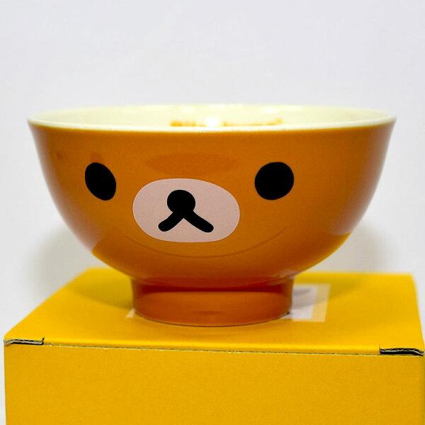 NOBA 不只是禮品:拉拉熊磁器湯碗懶懶熊日本製正版商品Rilakkuma