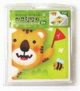 浴室防滑貼片(6入)動物 德德 韓國浴室 螢光 防滑貼片 防滑片 止滑帶 非3M 保護 老人 小孩 孕婦 安全