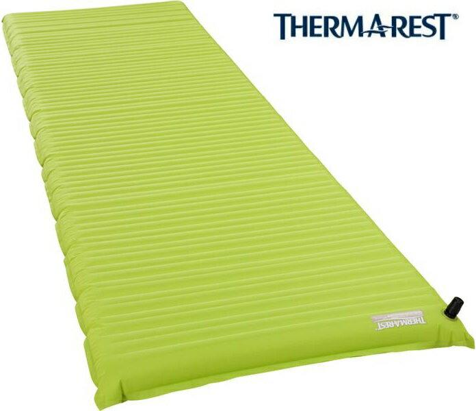 Thermarest 充氣睡墊/露營睡墊/探險睡墊 加寬型63cm厚5cm 收納體積小 NeoAir Venture L 09825