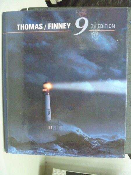 【書寶二手書T9/大學商學_PFP】Calculus 9/e_THOMAS/FINNNEY