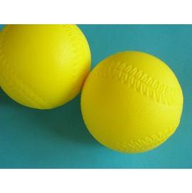 樂樂棒球 兒童安全PU發泡樂樂棒球(中型) 直徑7.2cm/一個入{定60}