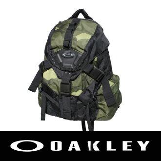 萬特戶外運動-OAKLEY ICON PACK 3.0 經典三叉後背包 防潑水 可放筆電 運動 迷彩 全新正版原廠 92075-79B