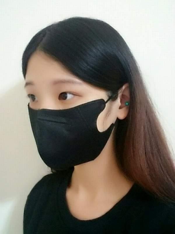 ❤3D不織布立體口罩► 廠商監製◄不織布口罩面罩 拋棄式 防曬遮陽 防風 活性碳口罩