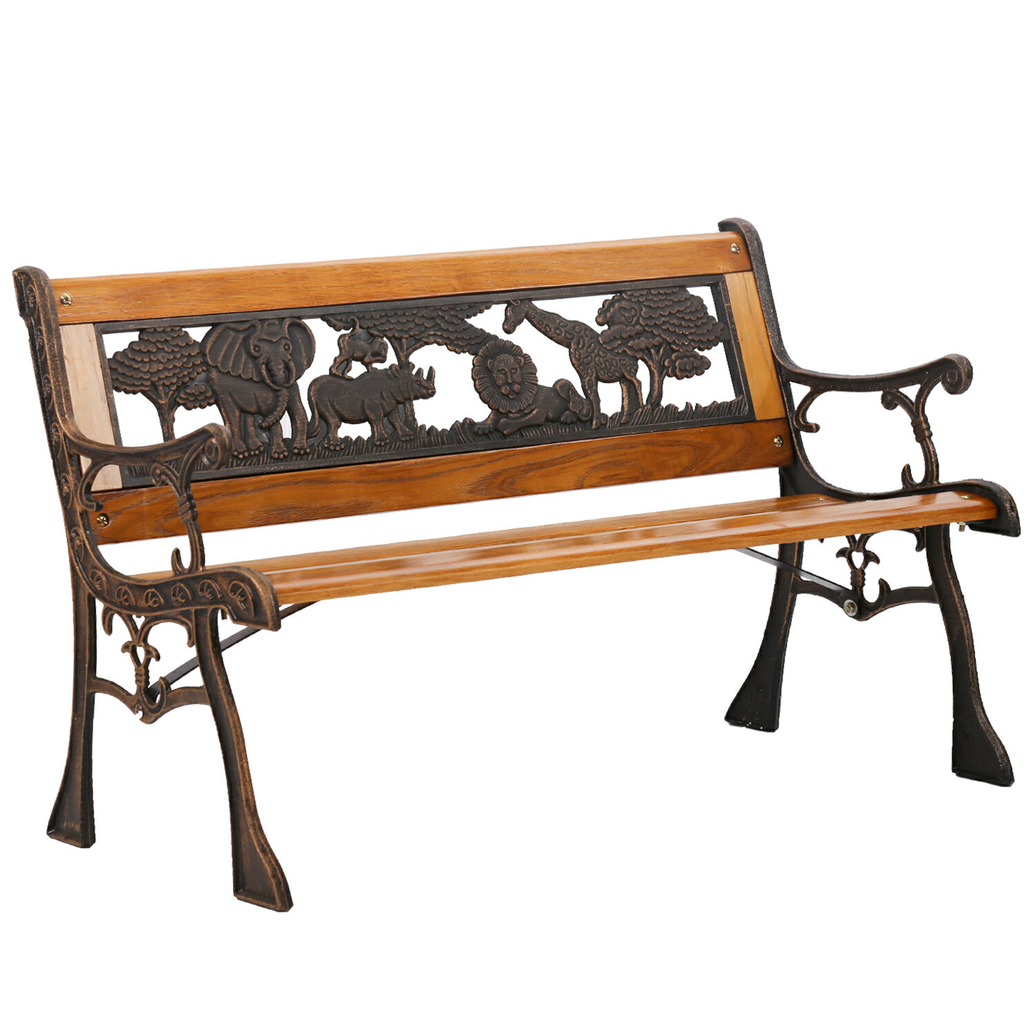 Astounding Outdoor Kids Garden Bench Park Metal Aluminum And Wood Benches Clearance For Patio Yard Caraccident5 Cool Chair Designs And Ideas Caraccident5Info