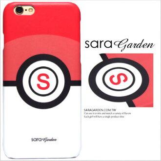 3D 精靈寶可夢 必備 寶貝球 甜蜜桃 iPhone 6 6S Plus 4.7吋 5.5吋 5S SE 三星 Samsung S6 S7 Note5 Note4 Note3 Note2 J7 J7(..