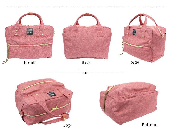 日本anello  /  2way / 方型手提肩背兩用背包 / 聚酯纖維 / AT-C1224。共7色-日本必買 日本樂天代購(3500*0.6) 6