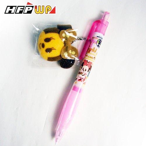 DISNEY^~BABY米妮自動鉛筆~粉紅26757~9^(5^)