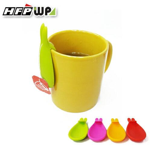 6折嘗鮮價~10個量販~繽紛茶包架 固定茶包器 D813~10