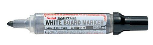 ~12支量販~Pentel EASYFLO 填充式白板筆 MW50M HFPWP