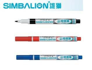 雄獅 1mm奇異筆 No.600 HFPWP