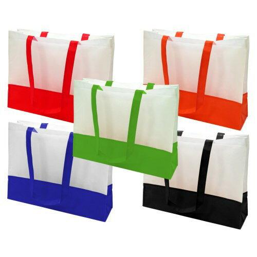 S1全球批發網:【客製化】兩色不織布袋環保袋W378xH290mm肩背購物袋A90-3150-002