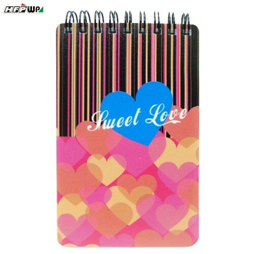 SWEET LOVE口袋型筆記本 SLN3351 HFPWP