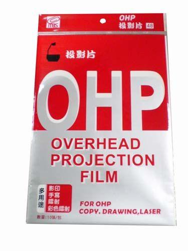 萬事捷 OHP 投影片 10張/袋