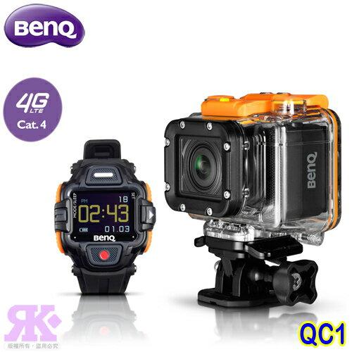 BenQ QC1 4G LTE 運動攝影機