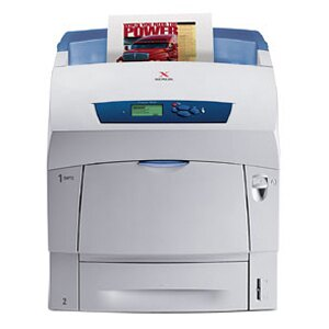 Xerox Phaser 6250N Laser Printer - Color - 26 ppm Mono - 26 ppm Color - USB, Parallel - PC, Mac 0