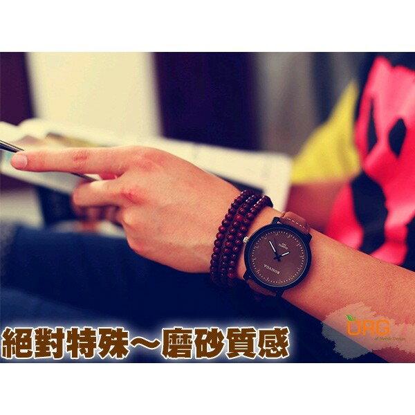 ORG《WC0002》盒裝~韓流 復古原宿 磨砂錶帶 手錶/女錶/男錶/情侶錶/情侶手錶 生日/情人節/交換 禮物 學生