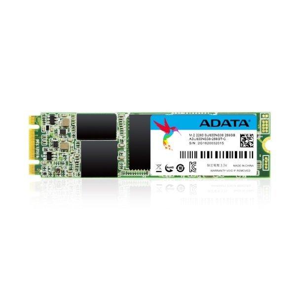 【新風尚潮流】 威剛 SU800 M.2 2280 固態硬碟 256GB ASU800NS38-256GT-C