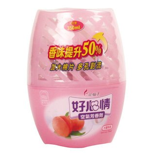花仙子空氣芳香劑水蜜桃香350ml