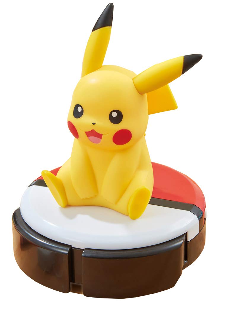 日本SHINE 寶可夢 神奇寶貝 皮卡丘 桌上型 吸塵器 -日本必買 日本樂天代購(6911) 2