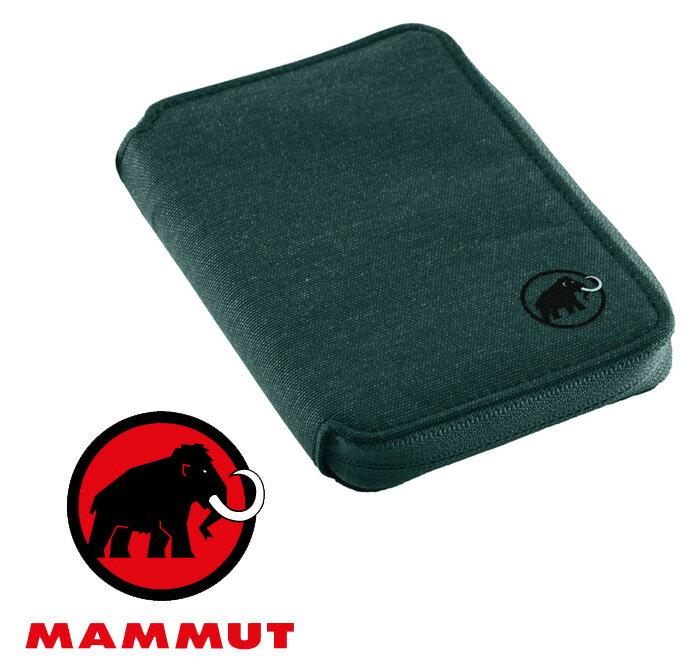 【鄉野情戶外用品店】 Mammut 長毛象 |瑞士| Zip Wallet 拉鍊錢包/皮夾/00720-5851