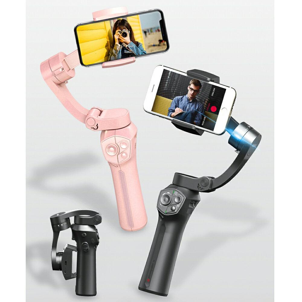 ◎相機專家◎ BENRO 百諾 Phoneographer P1 手機三軸穩定器 手機可無線充電 摺疊 送三腳架 公司貨