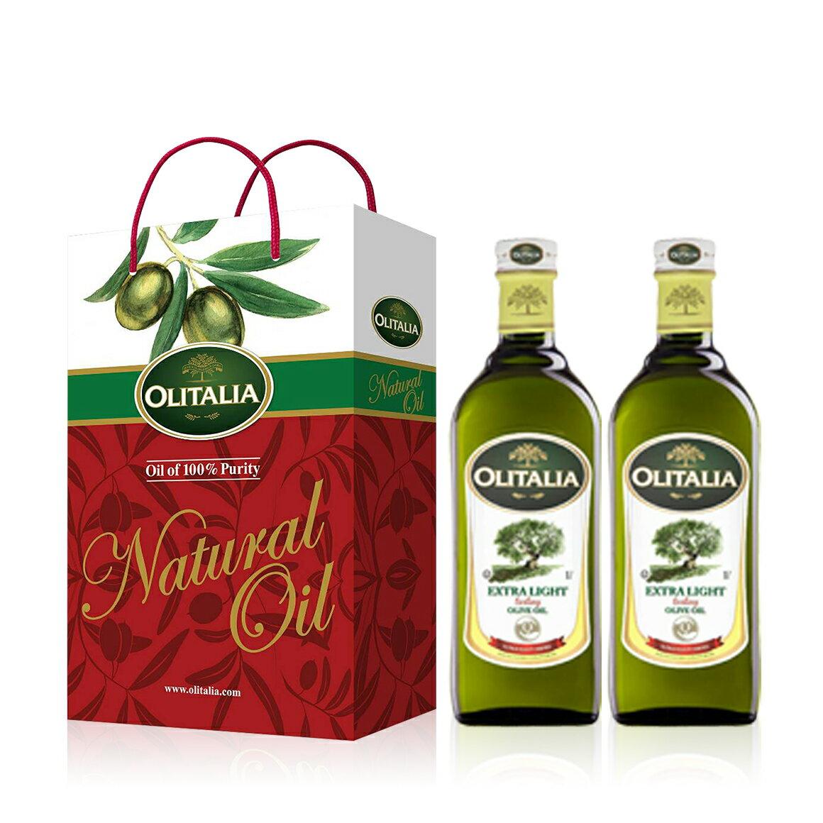 【奧利塔】精製橄欖油1000ml/2入/盒