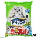 《日本Unicharm》嬌聯消臭黏土礦砂 - 天然皂香 5L / 低粉用量省