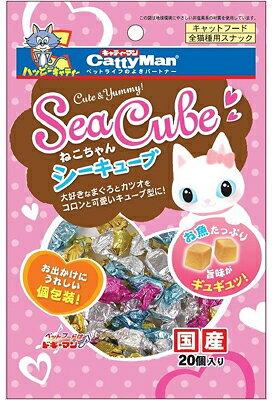 ~ Cattyman~海洋方塊貓營養貓零食~柴魚  鰹魚口味