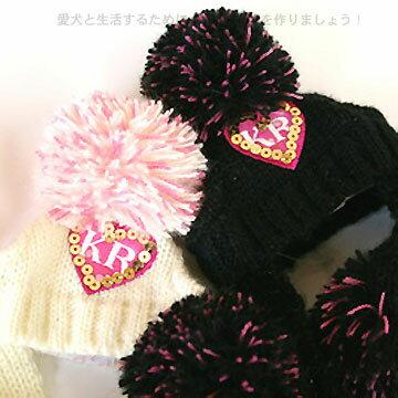 《日本Pet Paradise》 Kate Ruber俏麗毛帽(白色)