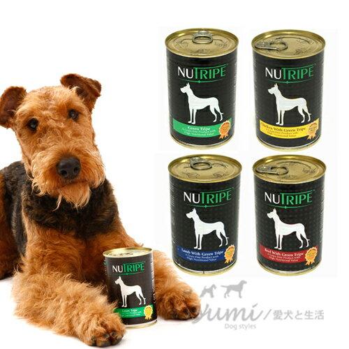 ~NUTRIPE 紐萃寶~ 佳餚~ 主食犬罐~6種美味