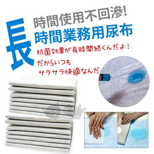 《寵物尿布》長時間業務用尿布(吸收凝膠添加)/單包