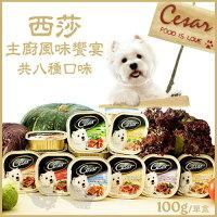 寵物用品《 Cesar西莎 》主廚風味響宴/八種口味好窩生活節。就在ayumi愛犬生活-寵物精品館寵物用品