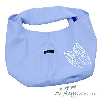 Ayumi寵物背巾~ style袋鼠媽媽袋~天使款