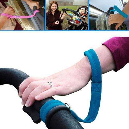 《寵物推車用安全帶》當您的手離開車能安全 - 顏色隨機出貨