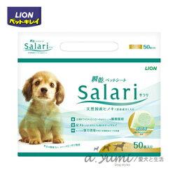LION紗柔力 瞬間強力消臭尿布-常規版50枚入