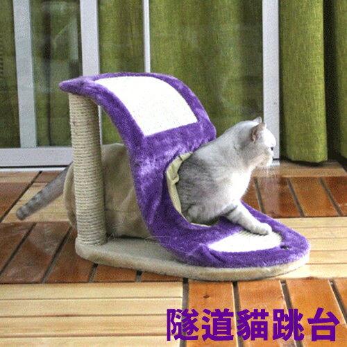 ayumi愛犬生活-寵物精品館:【美國Elite】貓咪神奇隧道貓抓貓跳台