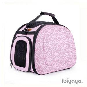 《IBIYAYA 依比呀呀》FC1420新輕巧摺疊寵物提包-巴洛克