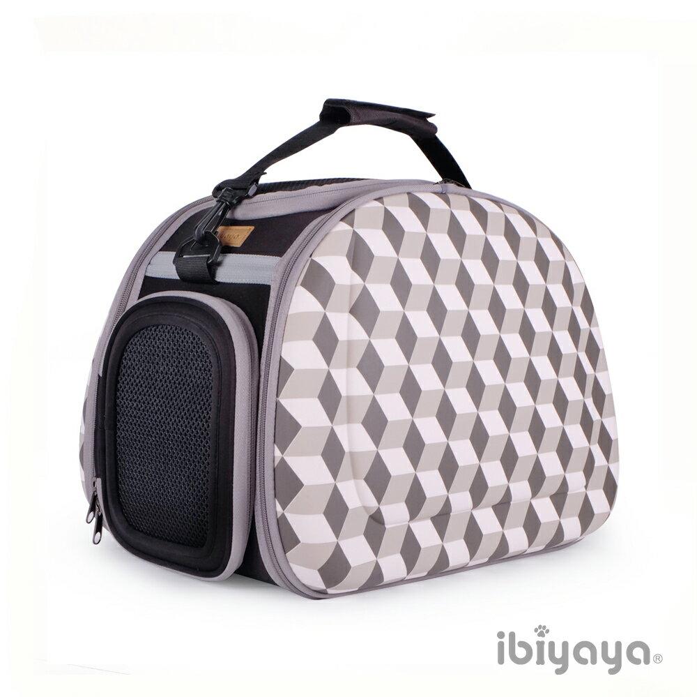 《IBIYAYA 依比呀呀》FC1420新輕巧摺疊寵物提包 - 魔術菱