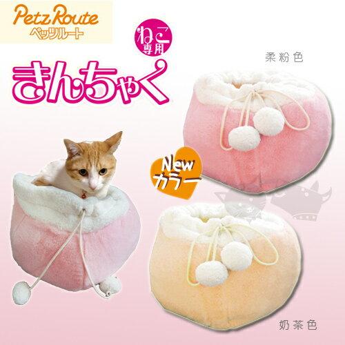 《日本Petz沛蒂露》甜心福袋睡窩-獨家貓睡窩