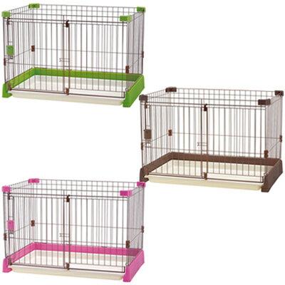 《日本RICHELL》寵物用簡單打掃圍欄 / 狗籠抽取式底盤-3色 2