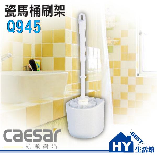 Caesar 凱撒衛浴 新星瓷系列 馬桶刷架 Q945《HY生活館》水電材料專賣店
