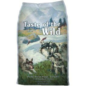 Taste of the Wild 海陸饗宴 太平洋燻鮭 幼犬 400g
