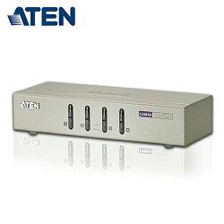 【ATEN 宏正】4埠 USB 多電腦切換器 (CS74U)【三井3C】